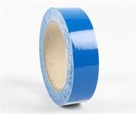 Stripes 20mm x25m Mellanblå