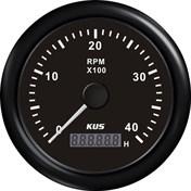 KUS Varvräknare 3000v/m, 85mm