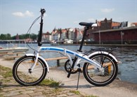 Ocean Bike Cykel 20tum, 3 växlar ca15/4